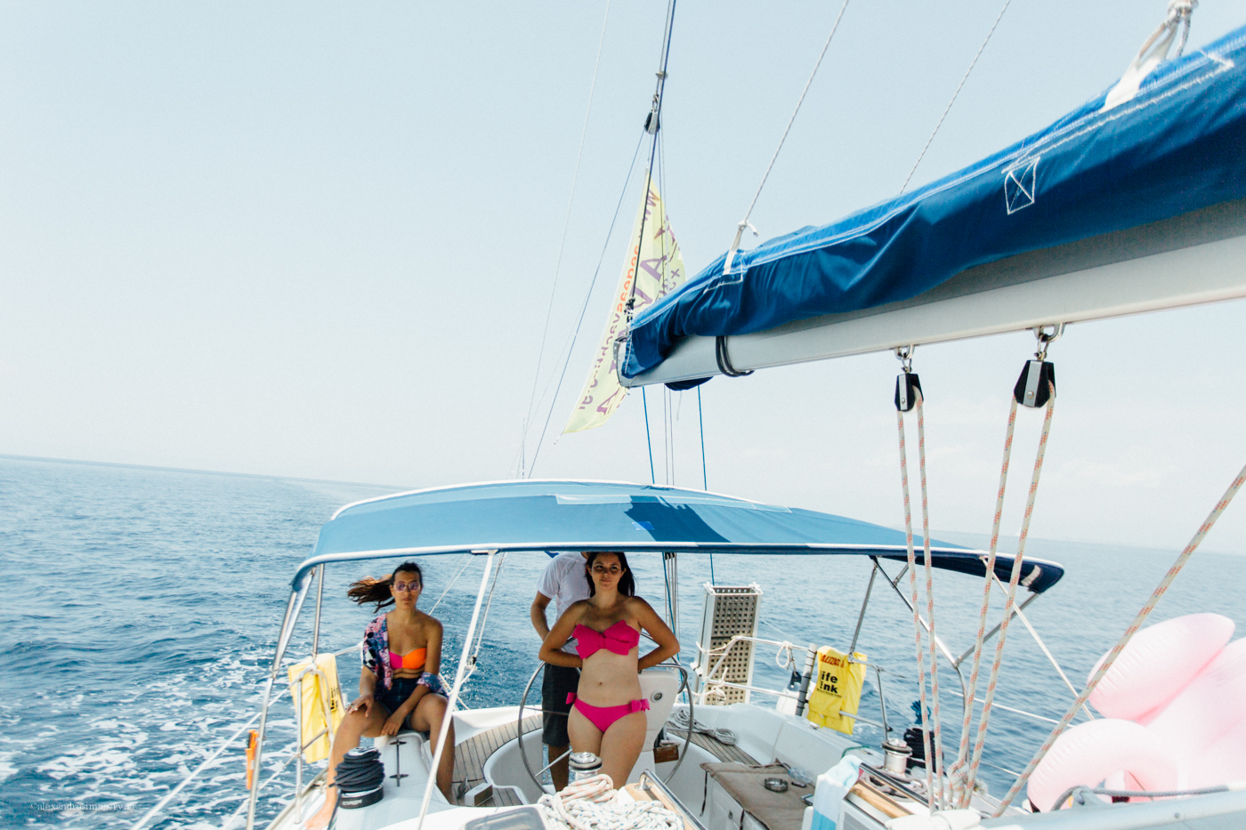 13-17 JUNE THASSOS SAILING TOUR