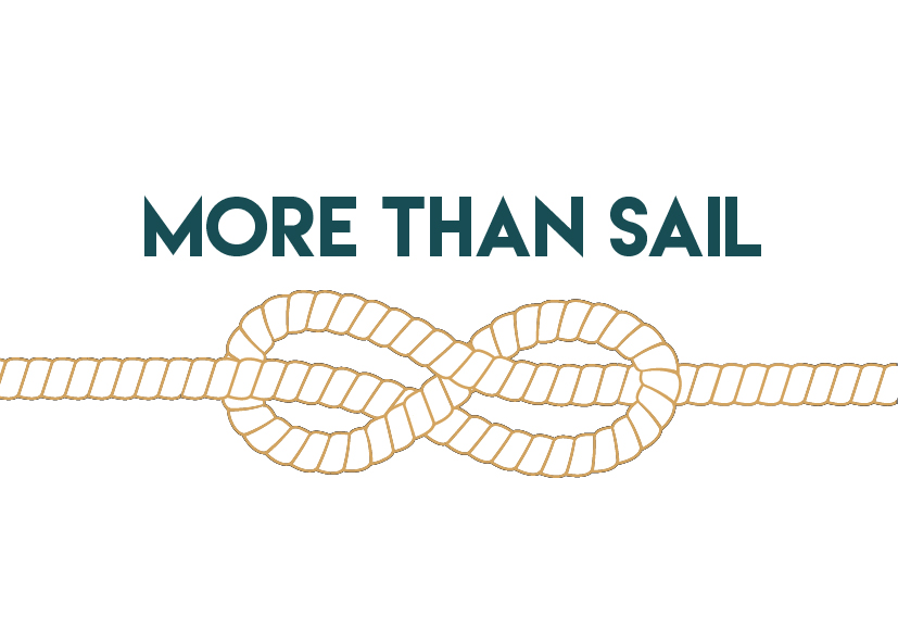MORE THAN SAIL